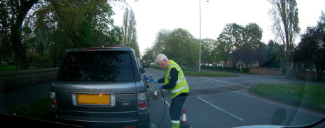 Roadside Fuel Drain in Hull